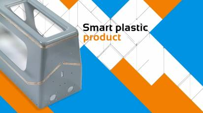 Smart Plastic Products and plastronics: Intelligence of things