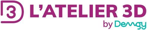 Logo Atelier 3D